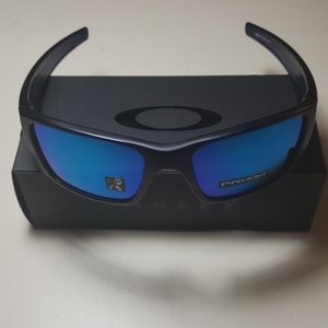 NWT Oakley sunglasses FULE CELL w/Blue Prizem